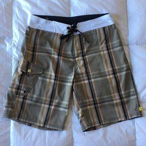 Analog Board Shorts with Pocket Tool